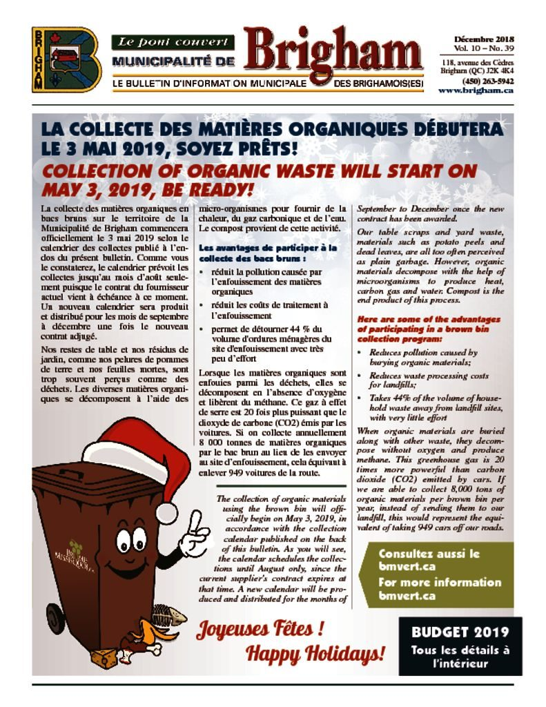 thumbnail of Bulletin Décembre 2018(c5)