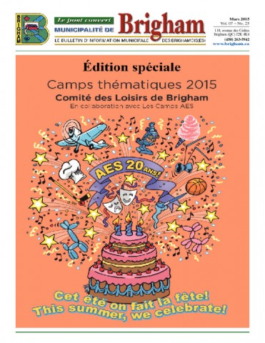 thumbnail of Bulletin Mars 2015