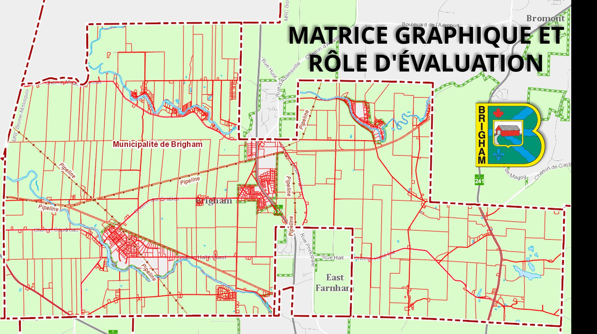 Matrice graphique et rôle d'évaluation