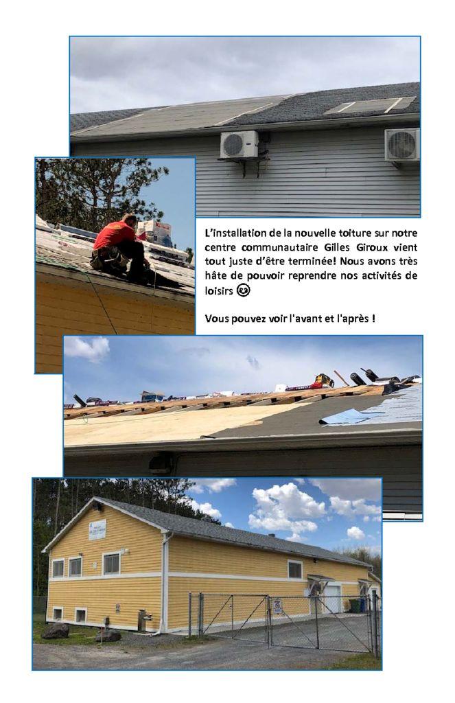 thumbnail of Toiture Pavillon Gilles Giroux